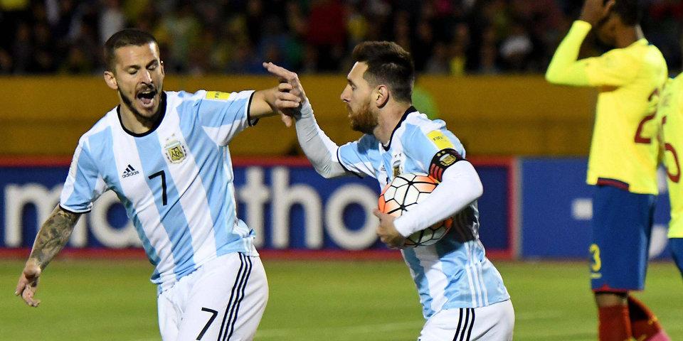 Месси протащил Аргентину в Россию: лучшие моменты