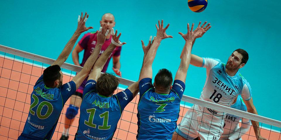Казанский «Зенит» одержал волевую победу над одноклубниками из Петербурга и стал обладателем Кубка России