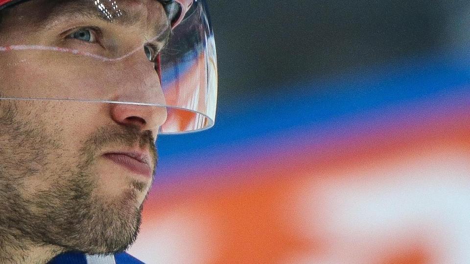 Александр Овечкин: «В матче открытия Кубка конфедераций хочется красивой игры»