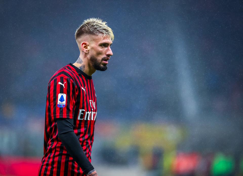 Кастильехо не включен в заявку «Милана» на Лигу чемпионов