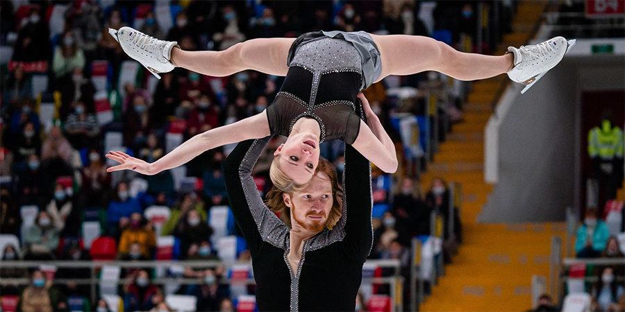 Тарасова и Морозов планируют готовиться к Олимпиаде-2022 в России