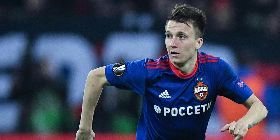 Александр Головин: «ЦСКА осуществил мечту маленького сибирского мальчика, частичка меня навсегда останется здесь»