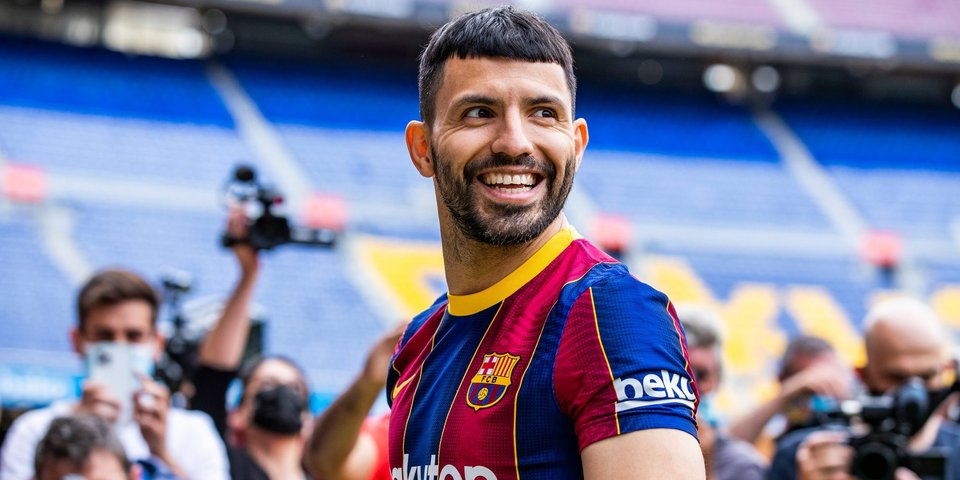 Источник: В контракте «Барселоны» и Агуэро есть пункт о расторжении в случае травмы