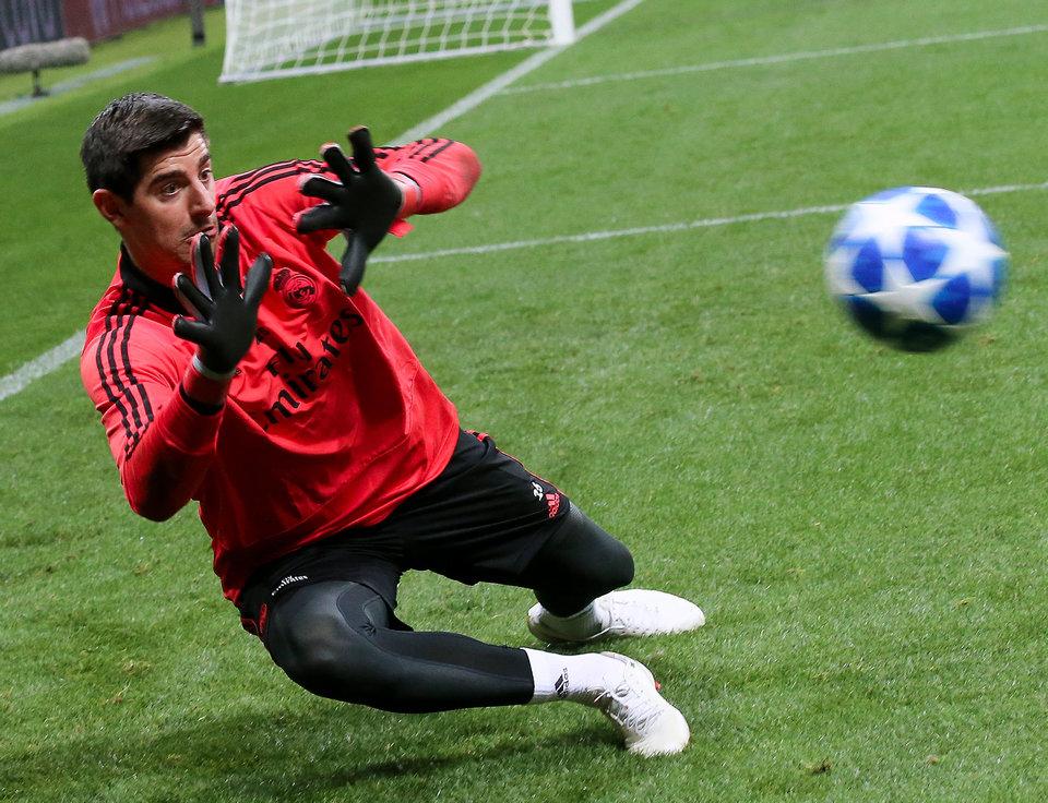 Тибо Куртуа: «У «Реала» появилась уверенность»