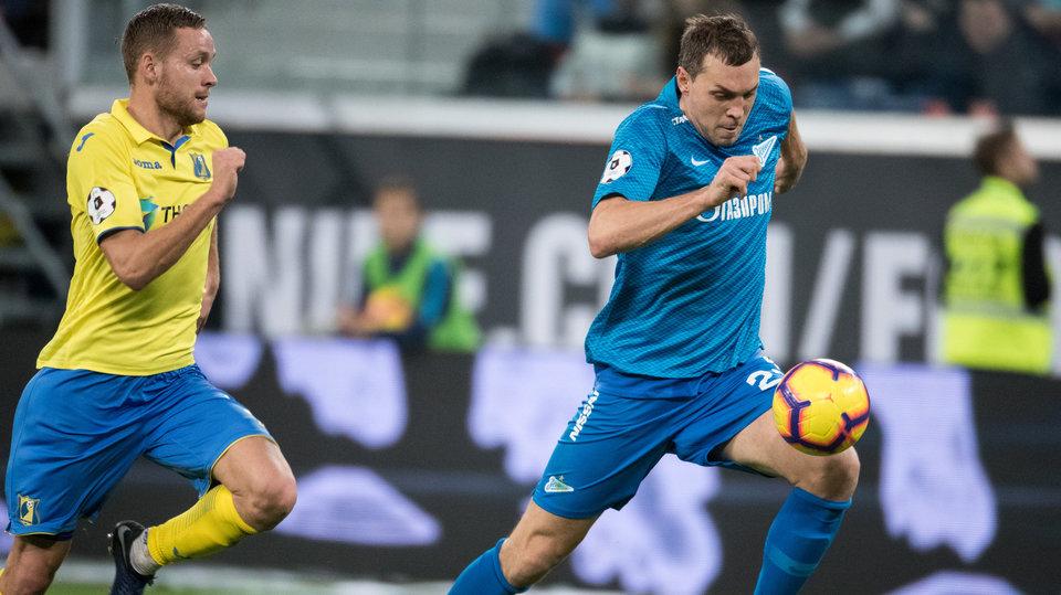 «Скорее всего, Дзюба станет игроком года». Бояринцев и Сабитов в «Тотальном футболе»