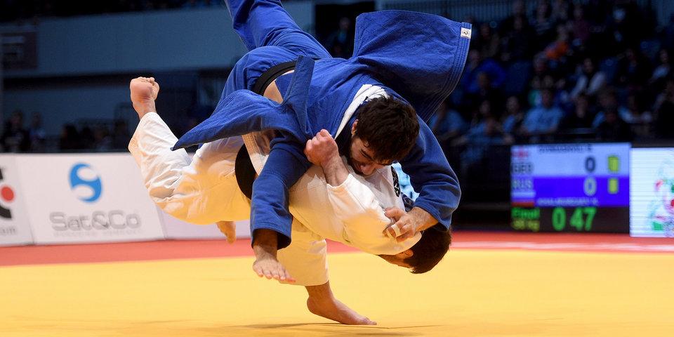 Аюкаев принес сборной России 12-е золото Универсиады, дзюдоисты взяли серебро и бронзу