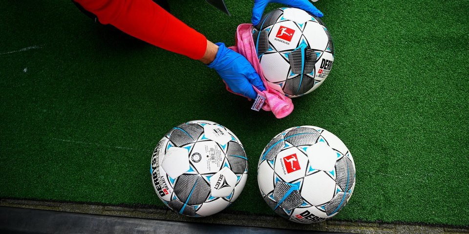 В игре второй Бундеслиги впервые провели четверную замену в официальном матче