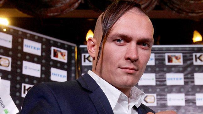 Усик выступит во Всемирной суперсерии бокса