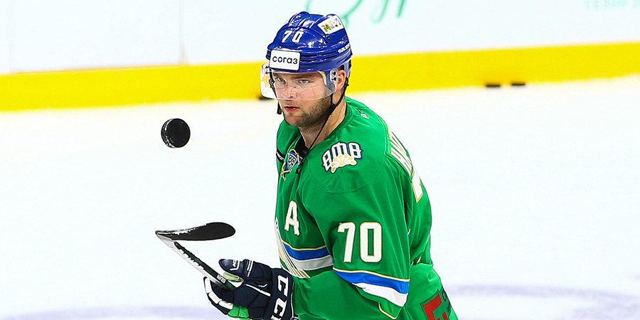 Хартикайнен впервые оформил покер, ЦСКА нанес СКА четвертое поражение подряд, Барулин покинул «Нефтехимик». Итоги недели КХЛ