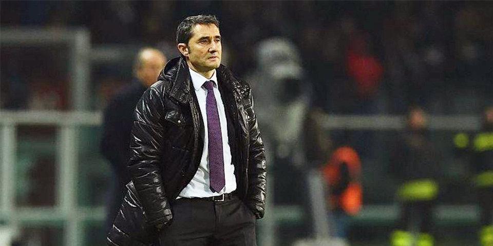 «Барселона» объявила о назначении Вальверде на пост главного тренера