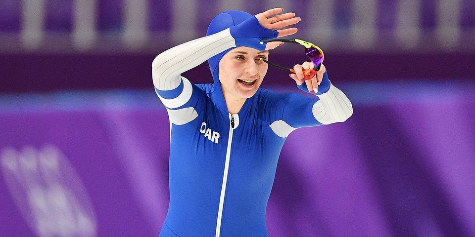 Воронина – чемпионка России на дистанции 3000 метров