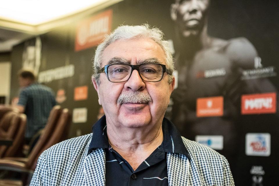 Борис Скрипко: «Джошуа – скучный боксер, и Поветкин может его победить»