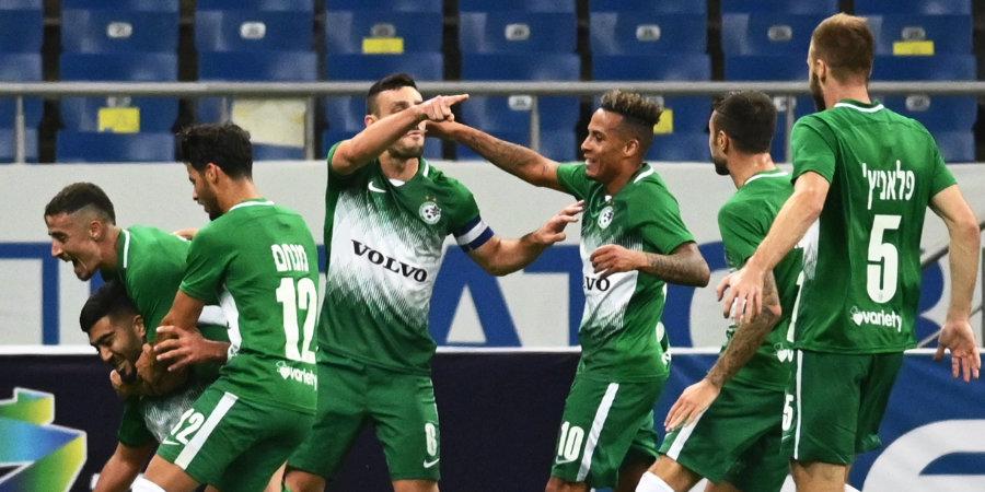 «Рига», ЛАСК и «Маккаби» вышли в раунд плей-офф Лиги Конференций
