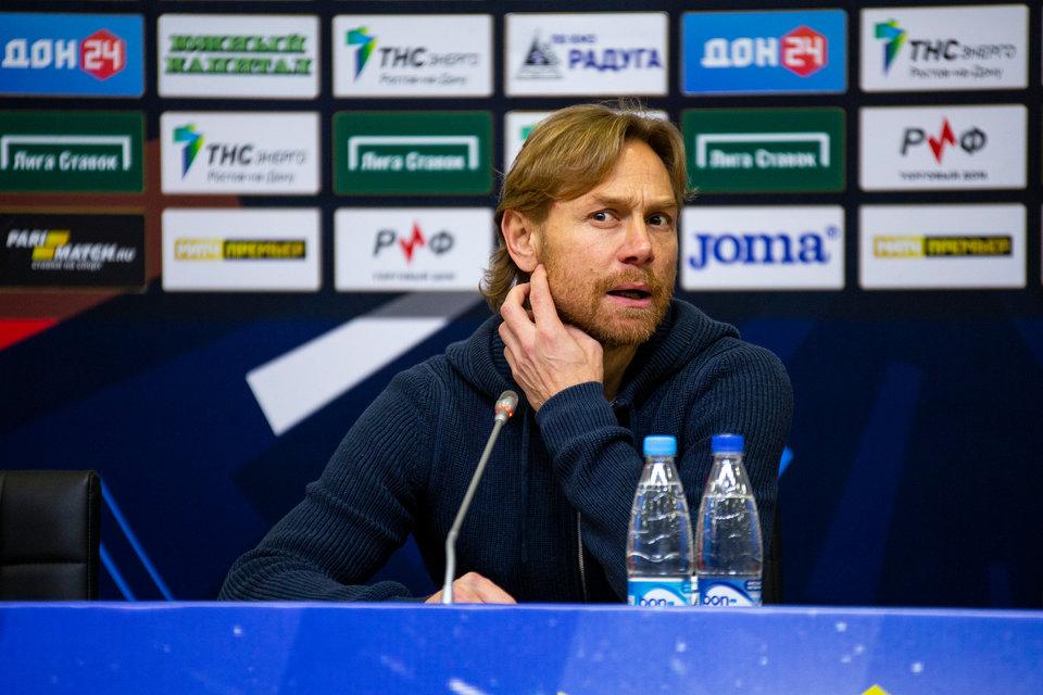 Валерий Карпин: «Уровень чемпионата России упал, таких футболистов, как Витсель или Халк, никто уже не привозит»