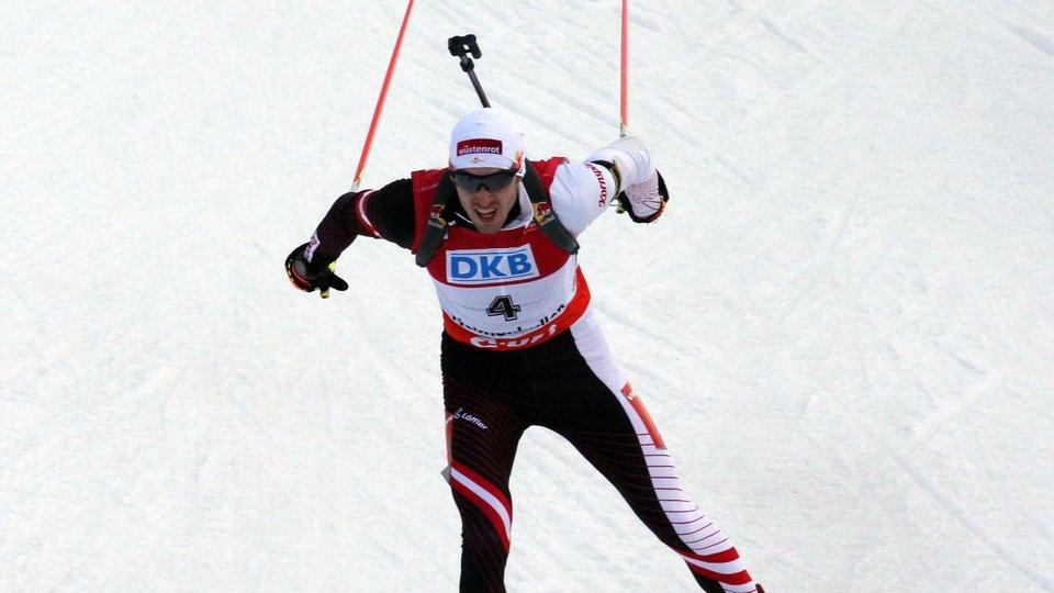 Ландертингер и Эдер вошли в состав сборной Австрии на первые этапы КМ