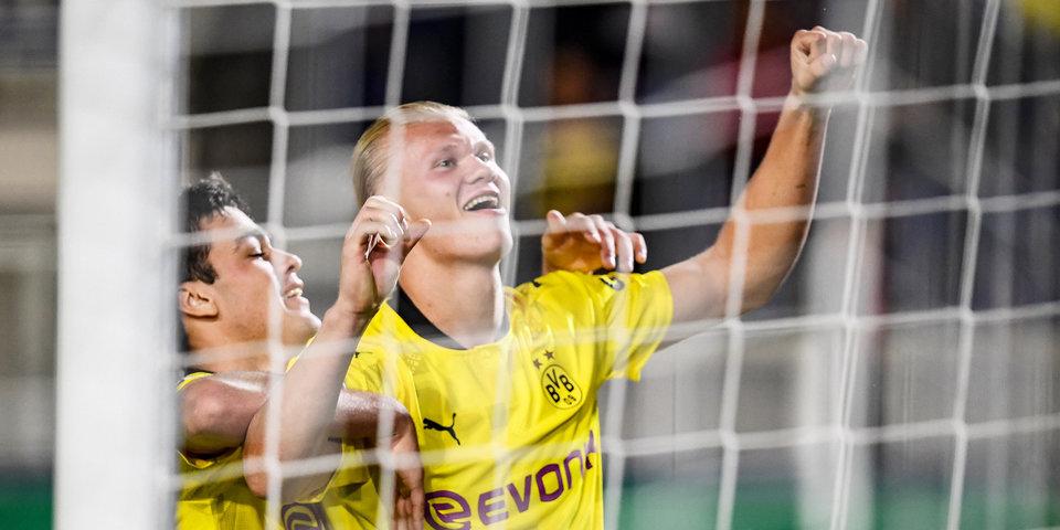 Дортмундская «Боруссия» одержала волевую победу над «Байером», «Вольфсбург» продолжает лидировать в Бундеслиге