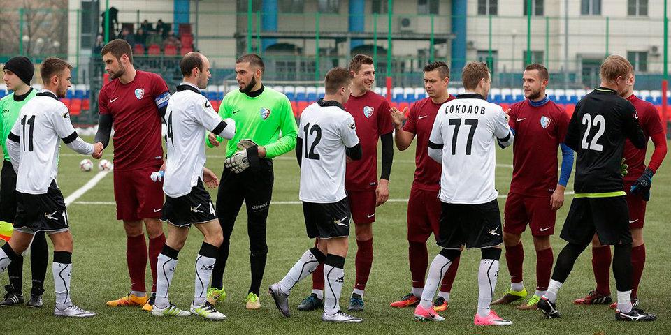 «Торпедо» стартовало в Кубке России с победы