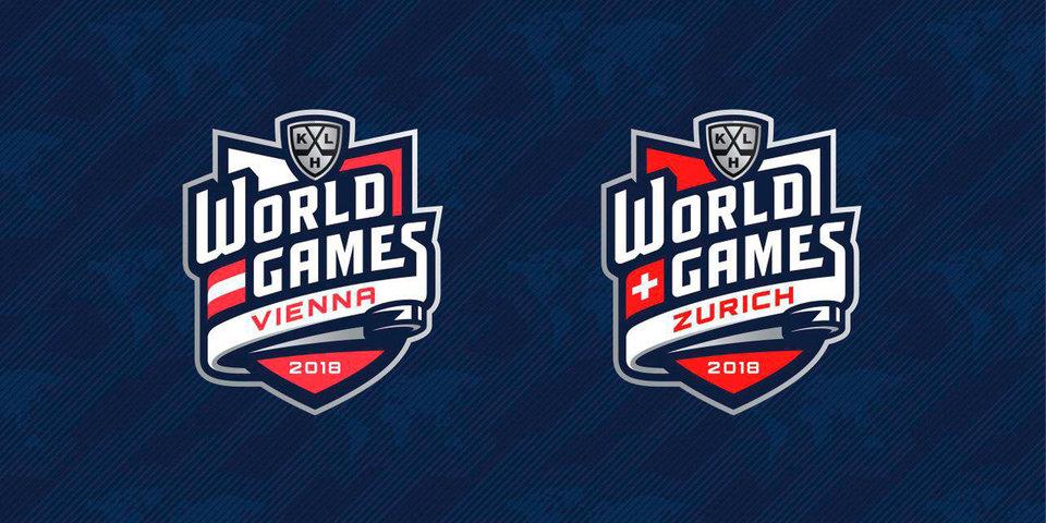 КХЛ представила официальные логотипы вынесенных матчей сезона-2018/19