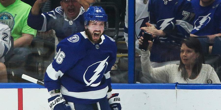 Россиянин возглавил список лучших правых нападающих НХЛ
