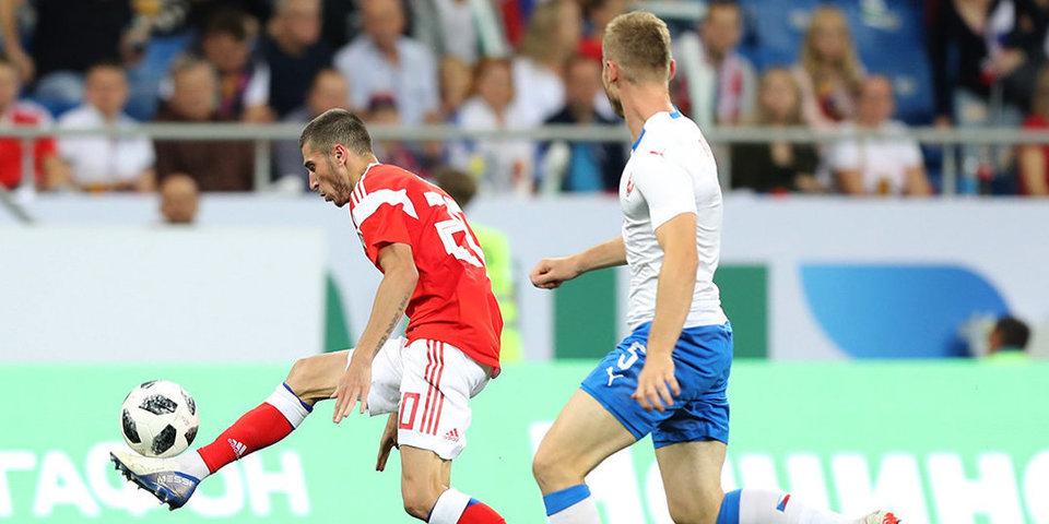 Алексей Ионов: «Сборная России настраивается на победу в матче со Швецией»