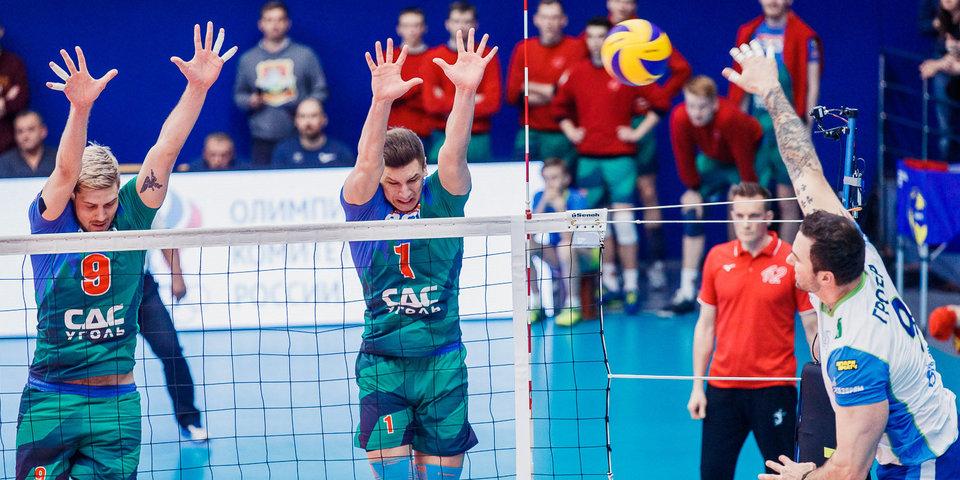 «Зенит» нанес первое поражение «Кузбассу» в финале. Но кемеровчане по-прежнему в одной победе от главной сенсации года