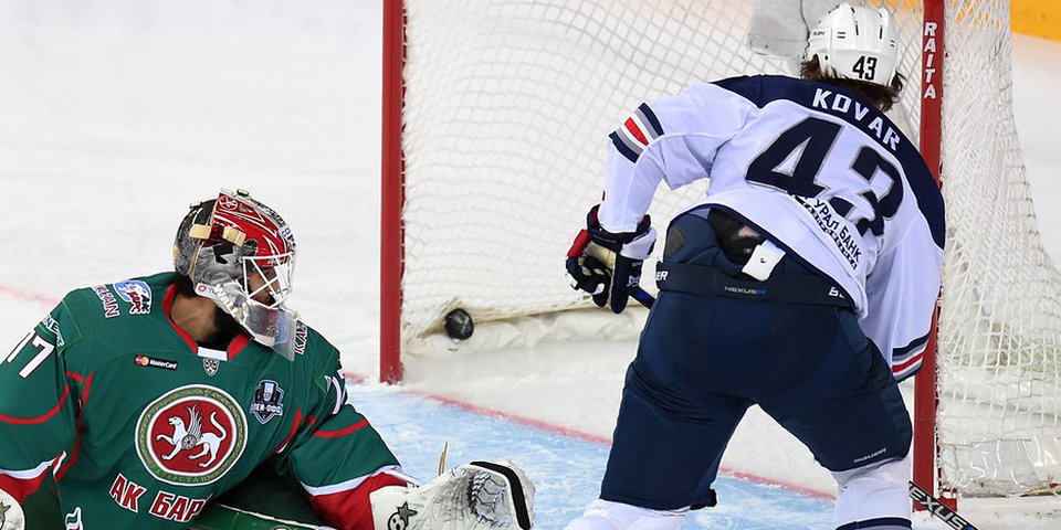 «Металлург» — в финале Кубка Гагарина: лучшие моменты решающего матча