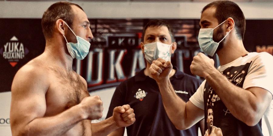 Байсангуров досрочно победил Мамонтова в Москве, Шведенко превзошел Смирнова