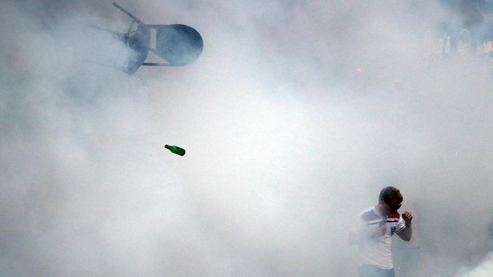 Более 1000 человек пострадали в Турине во время просмотра финала Лиги чемпионов
