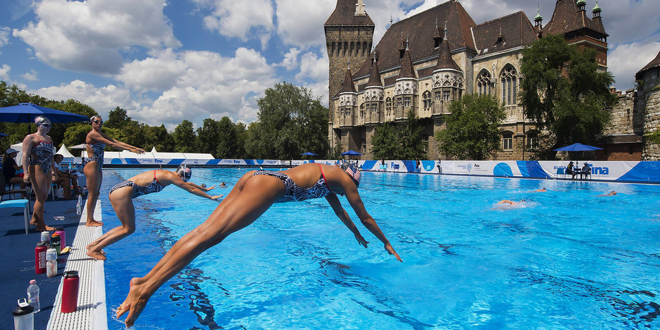 Что нужно знать о чемпионате мира по водным видам спорта