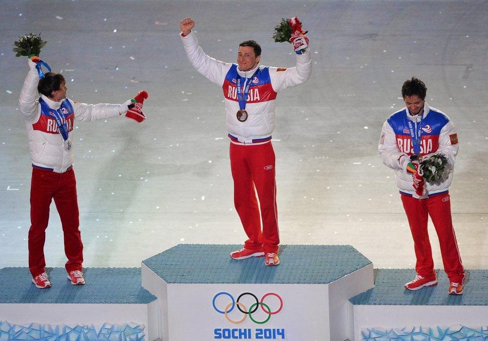 Селина Гаспарин: «Черноусов оклеветал сборную России, чтобы забрать золото Игр? Вы сами в это верите?»