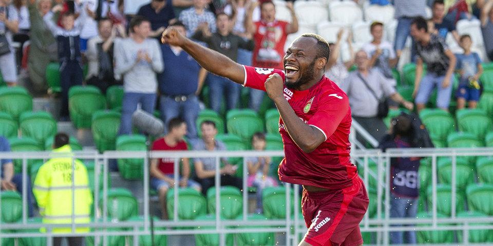 Евгений Перевертайло: «Уфа» приобретает опыт выступлений в Лиге Европы по ходу турнира»