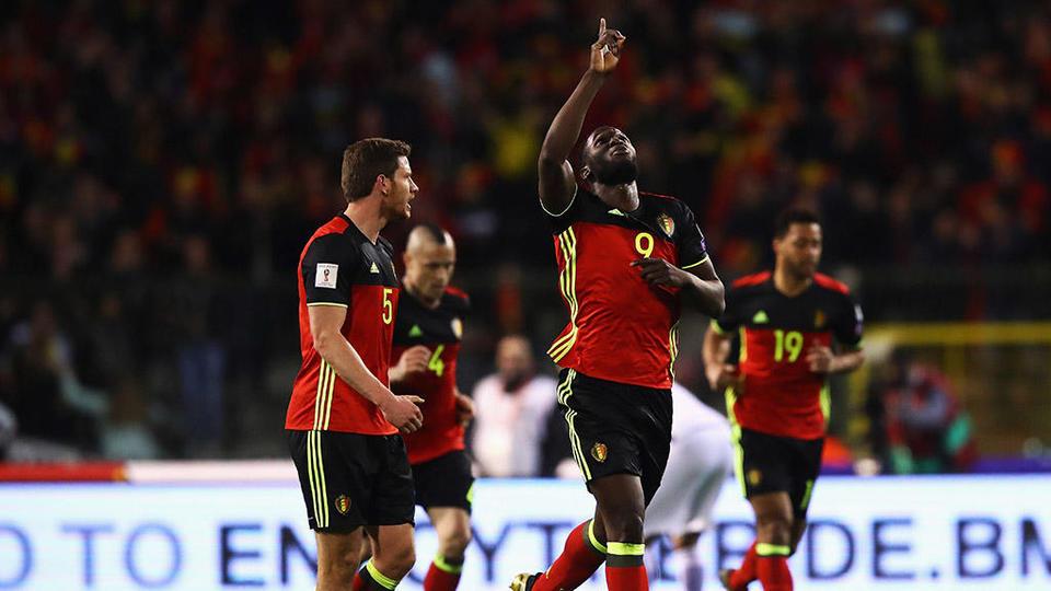Сборная Бельгии вырвала победу уБоснии иГерцеговины