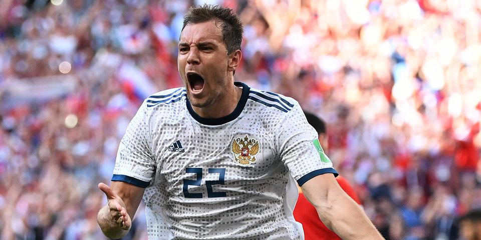 Сергей Фурсенко: «Дзюба сам определит, сыграет ли он со Швецией»