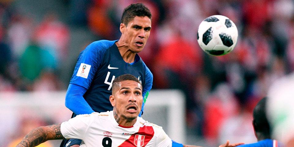 Кто лучший защитник группового этапа чемпионата мира?