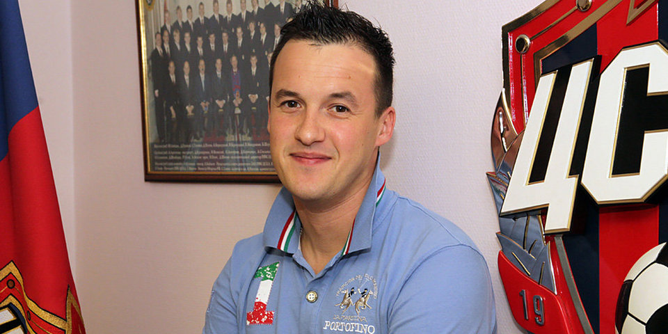 Яровинский стал стратегическим директором «Халл Сити»