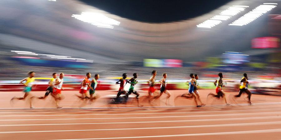 Эль-Баккали из Марокко взял золото ОИ в беге на 3 тысячи метров с препятствиями