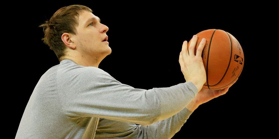 Тимофей Мозгов: «Если появится предложение из НБА — уезжаю сразу»