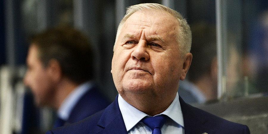 Владимир Крикунов: «Лучше бы в «Динамо» побольше народу переболело, чтобы у них появились антитела»