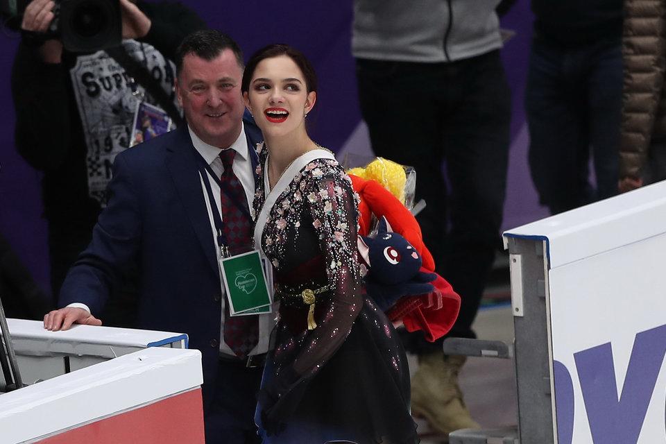 Брайан Орсер: «Очень горд тем, что мы сделали с Медведевой. Это большой прорыв для нее»