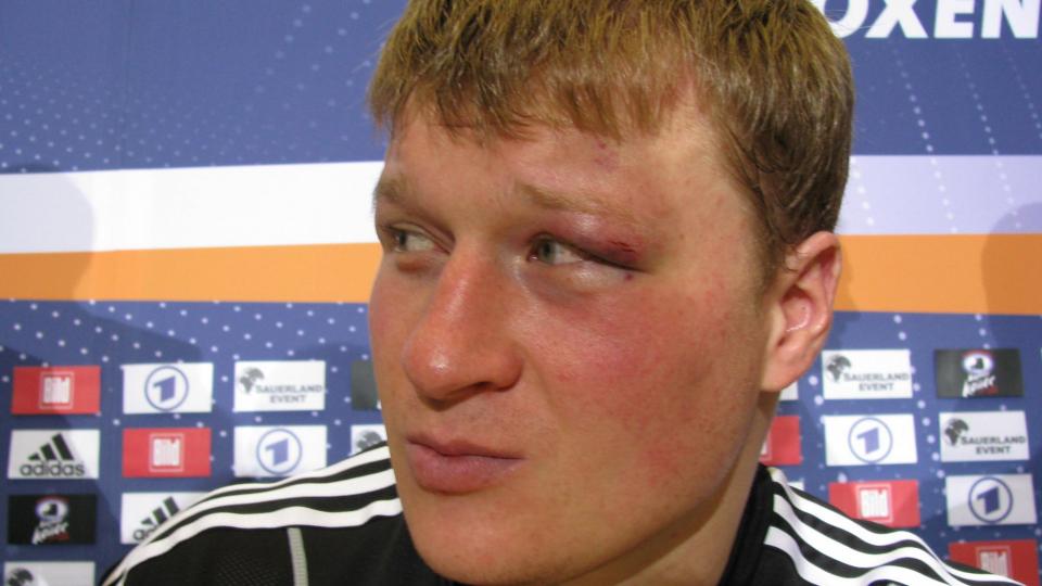 Александр Поветкин: Наместе Джошуа ябыне спешил  с заявлениями