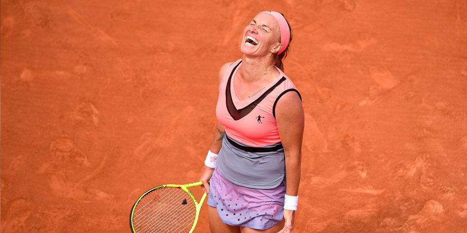 Кузнецова осталась 8-й в рейтинге WTA, Шарапова – 173-я