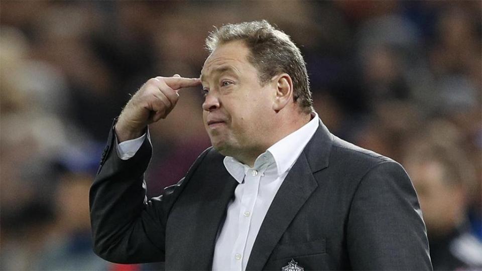 Леонид Слуцкий: «Это не лотерея, в «Халле» появляются только хорошие игроки»