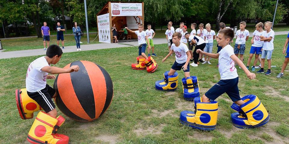 Жемалетдинов стал спонсором детского турнира в Москве