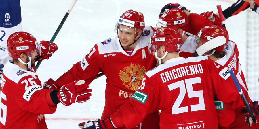 Вынесенный матч Россия — Швеция пройдет в Ярославле