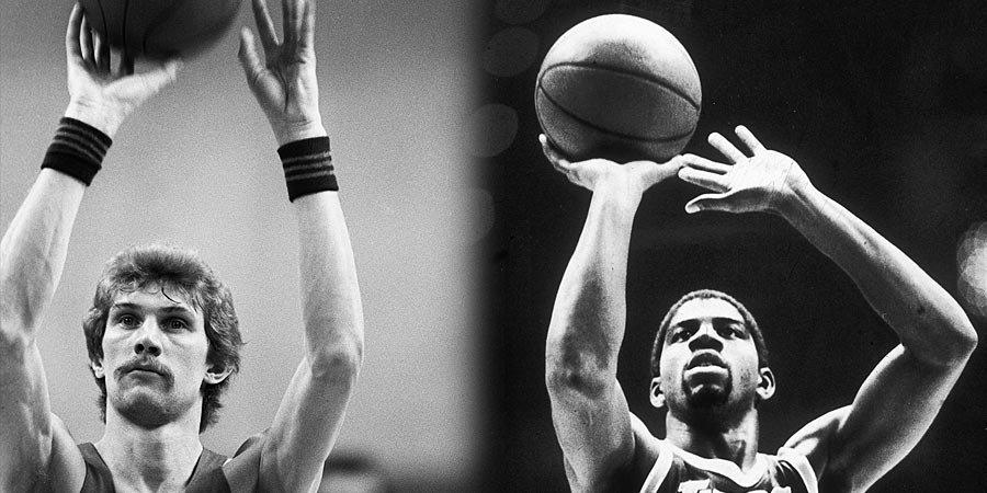 Князь и Волшебник– две легенды баскетбола, которые родились в один день. Оказывается, их кое-что объединяет