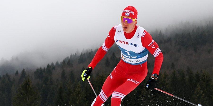 Большунов и Сорина — лидеры квалификации спринта на чемпионате России в Тюмени