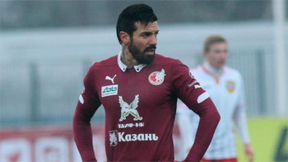 Прошлый игрок «Рубина», «Амкара» и«Ахмата» завершил карьеру в36 лет