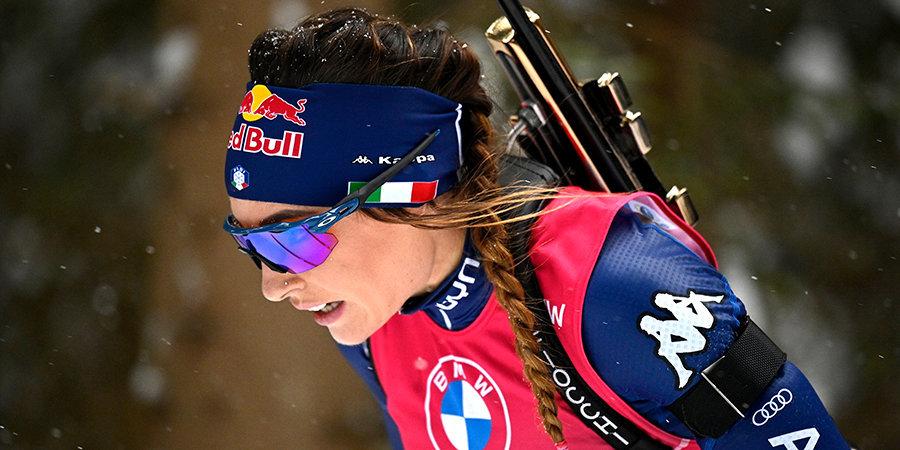 Доротея Вирер не планирует выступать на домашней Олимпиаде-2026