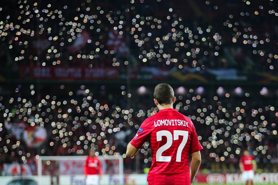 Ломовицкий принес извинения за матч с «Легией»