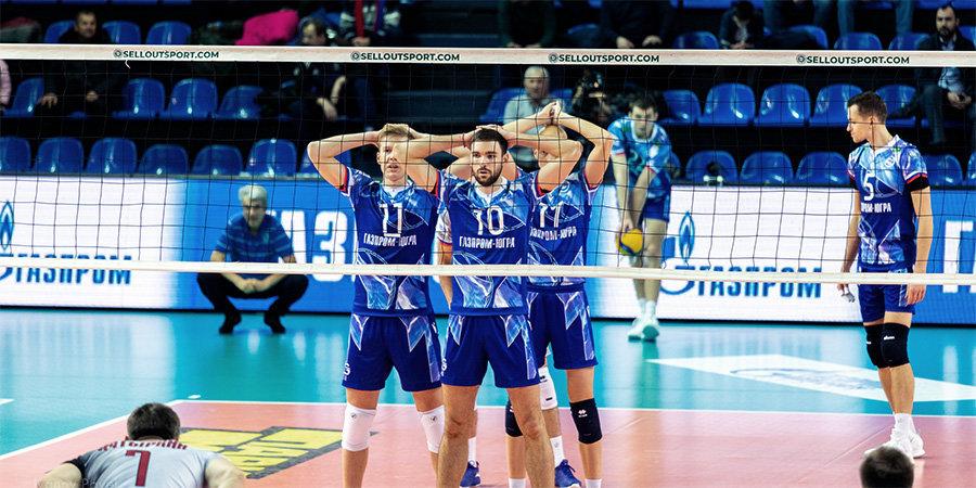 «Газпром-Югра» снялся с плей-офф чемпионата России, игра «Факел» — «Енисей» пройдет без зрителей
